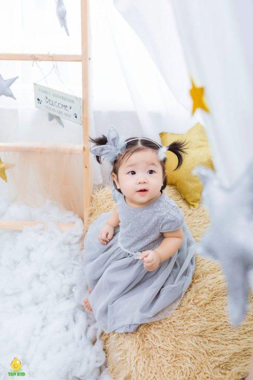 chụp ảnh bé sơ sinh tại nhà