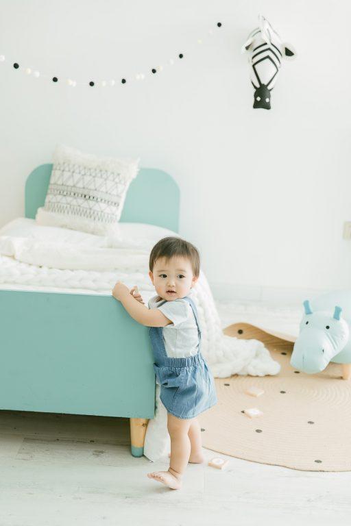 chụp ảnh cho bé sơ sinh tại nhà