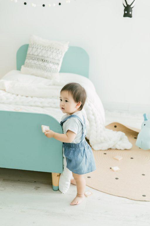 ý tưởng chụp ảnh cho bé 1 tuổi