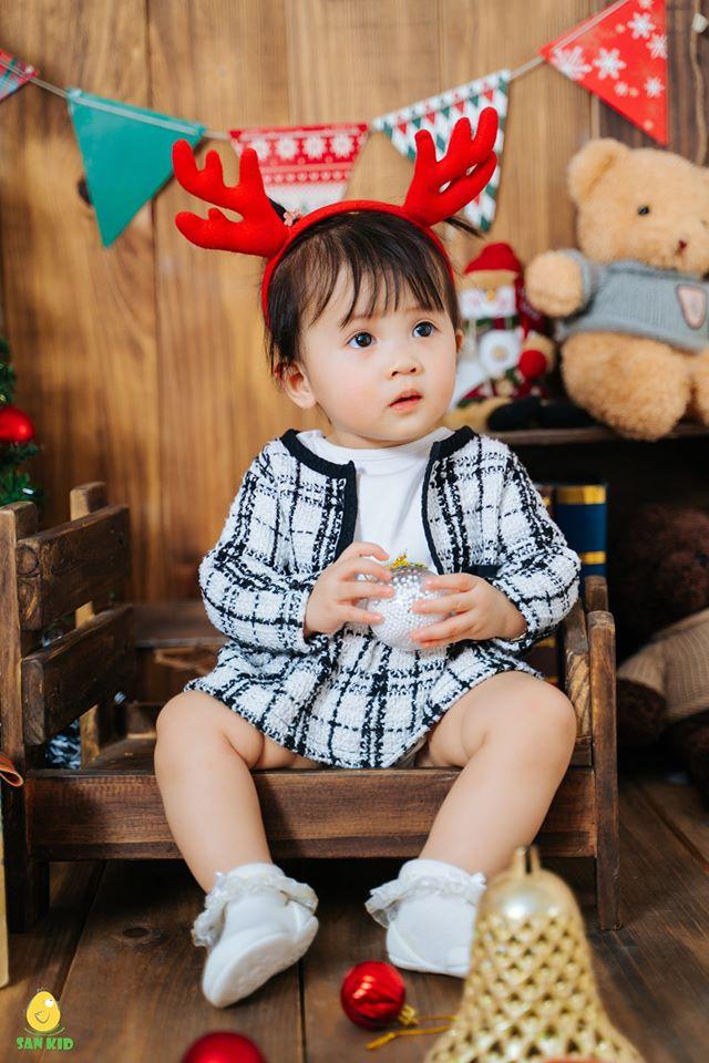 Ảnh bé yêu mùa Noel 2
