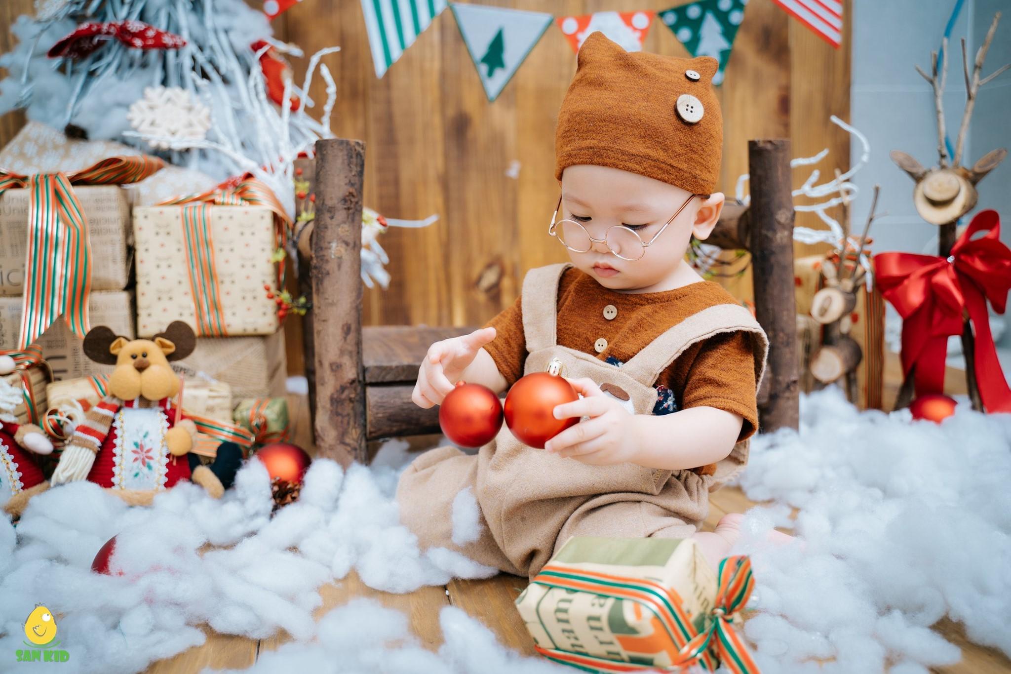 Ảnh bé yêu mùa Noel 3