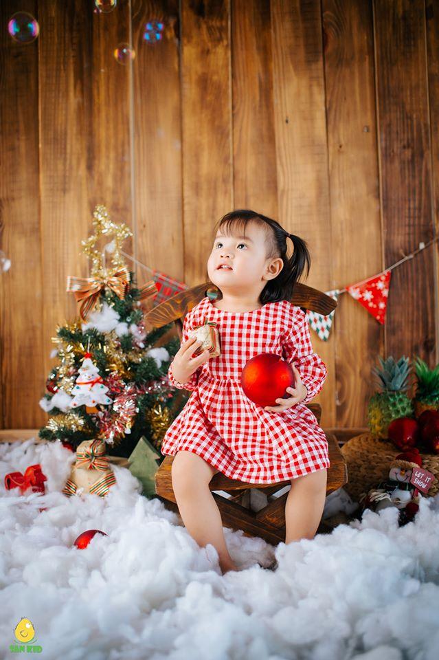 Ảnh bé yêu mùa Noel 6