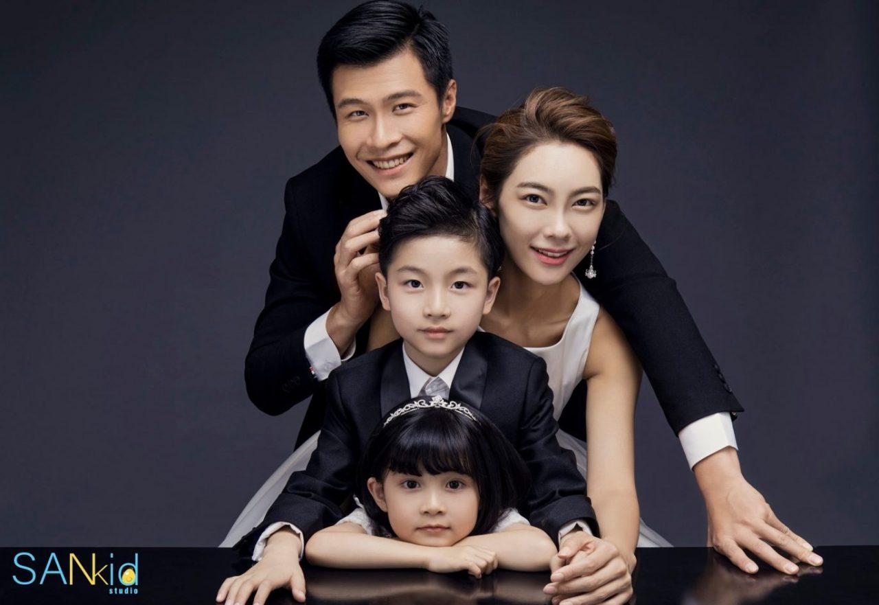 chụp ảnh gia đình 1