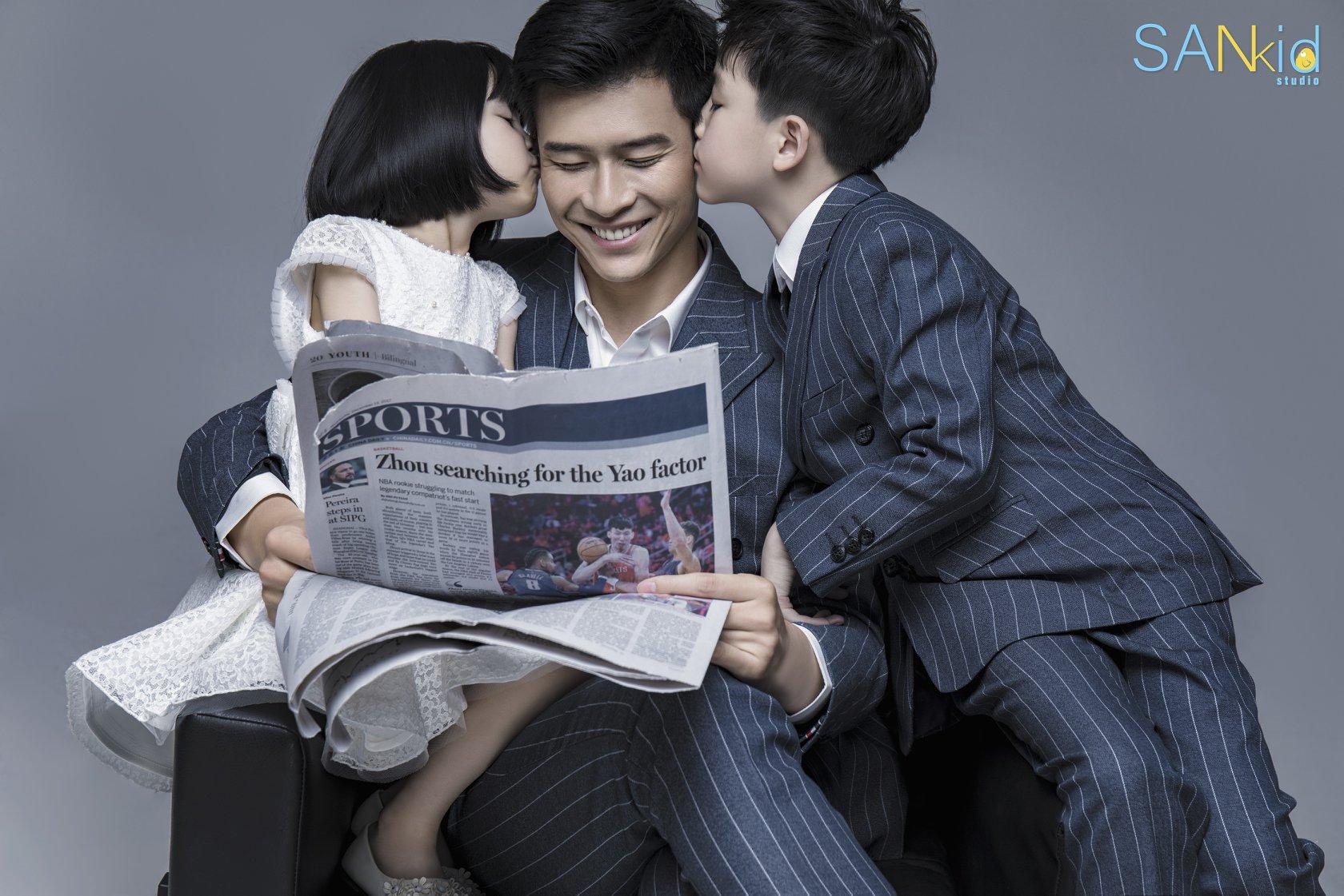 chụp ảnh gia đình 2
