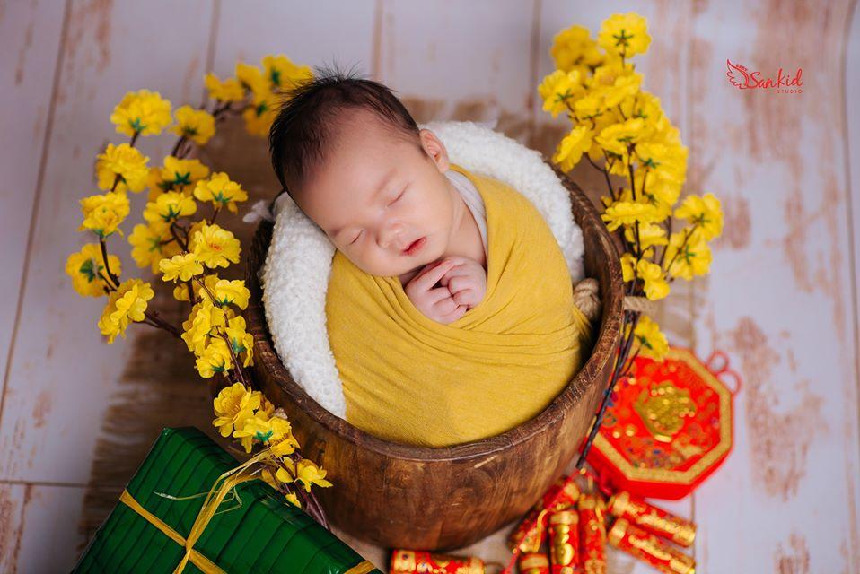 chụp ảnh newborn 9