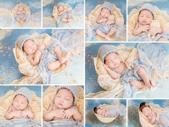 sandy-kid1 studio chụp hình em bé