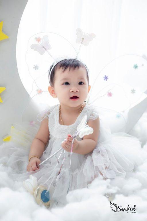 Album ảnh sinh nhật bé đẹp tựa thiên thần