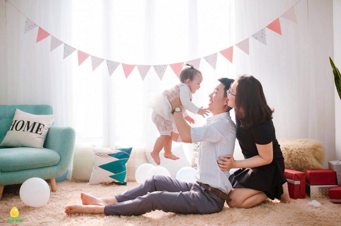 10 mẹo chụp ảnh chân dung gia đình đẹp lung linh