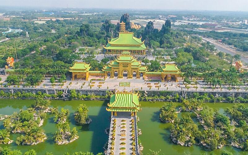 Những địa điểm du lịch gần Sài Gòn