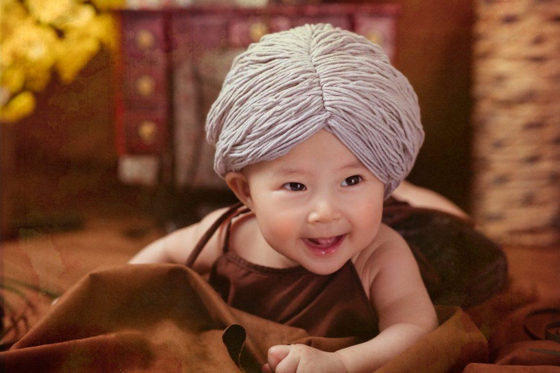 Hình ảnh trẻ em kháo khỉnh dễ thương 02