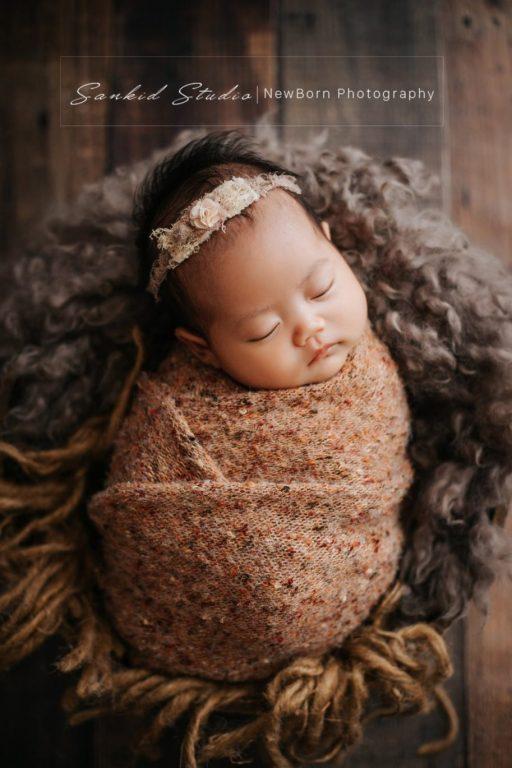 Những concept chụp ảnh bé sơ sinh tại nhà siêu đáng yêu 02