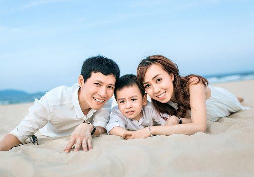 Những thứ cần thiết khi chụp ảnh kỷ niệm gia đình siêu xịn