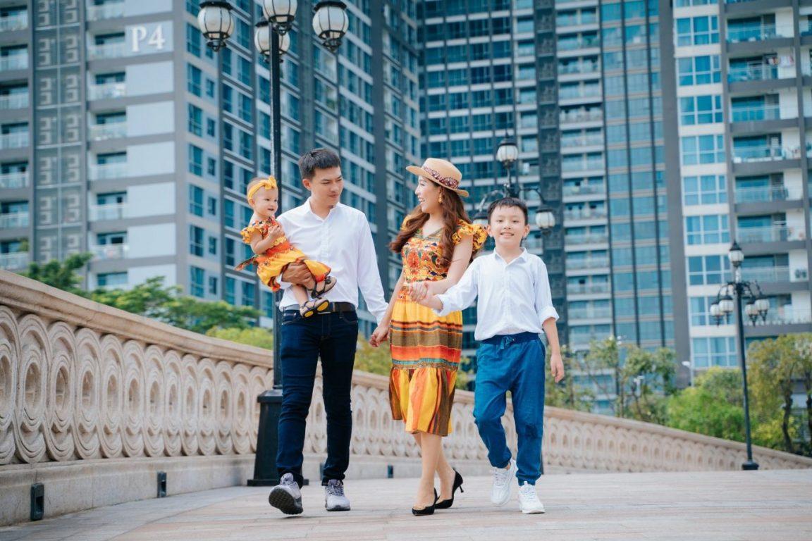 Bộ ảnh gia đình du lịch dã ngoại siêu đẹp chất lừ (Phần 1)
