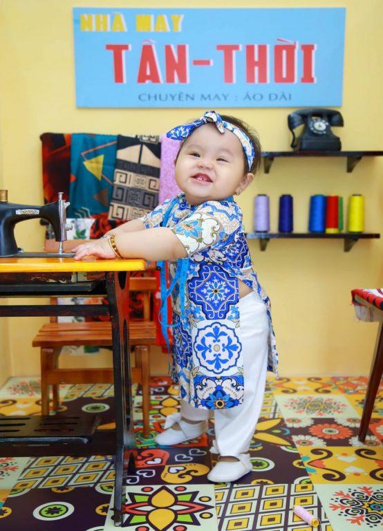 Chụp ảnh cho bé theo phong cách vintage tại TPHCM 03