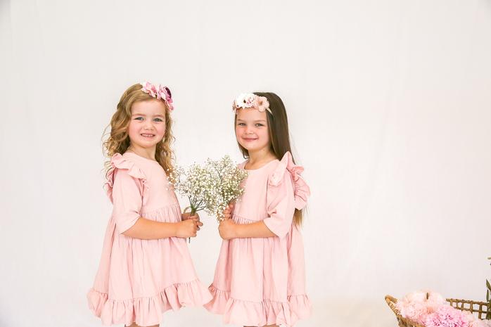 Những thiết kế rộng rãi thoải mái cho thời trang trẻ em mùa thu đông