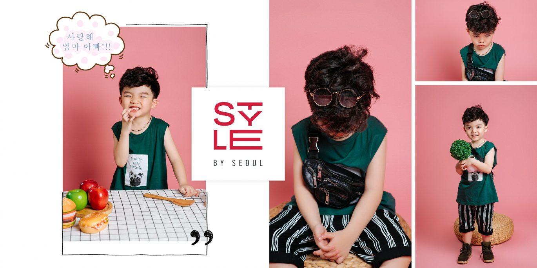 Khám phá ngay studio chụp ảnh cho bé kiểu Hàn Quốc chất lừ