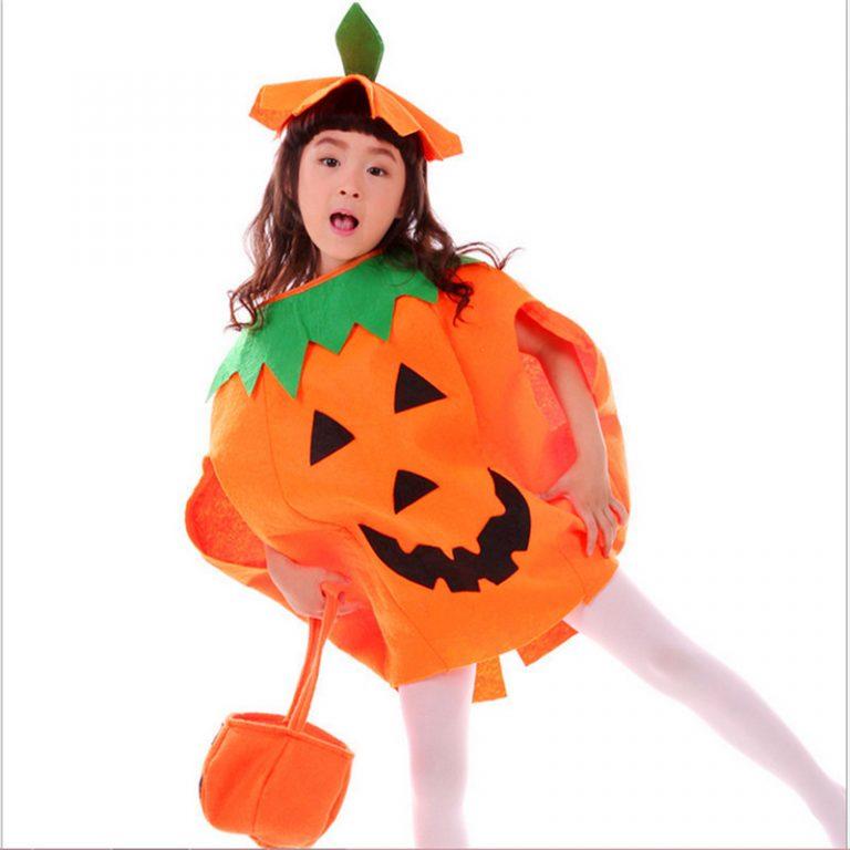 1001+ Mẫu trang phục Halloween cho bé gái cực ấn tượng