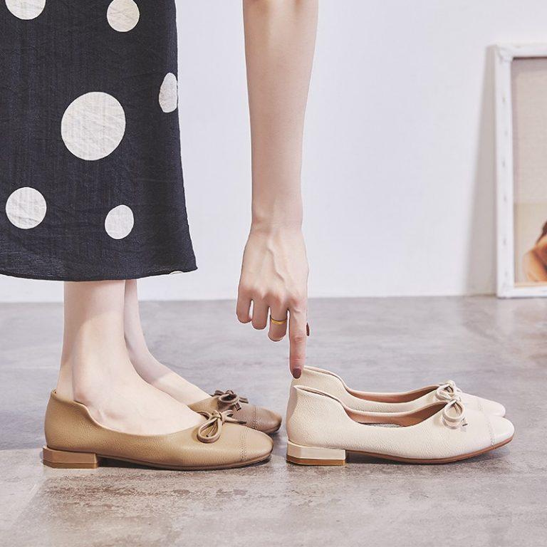 Mẹo hay chọn giày cho mẹ bầu vừa đẹp vừa an toàn