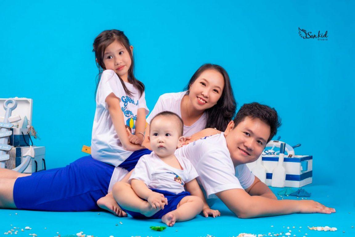 1001+ Tư thế tạo dáng chụp ảnh gia đình vui nhộn
