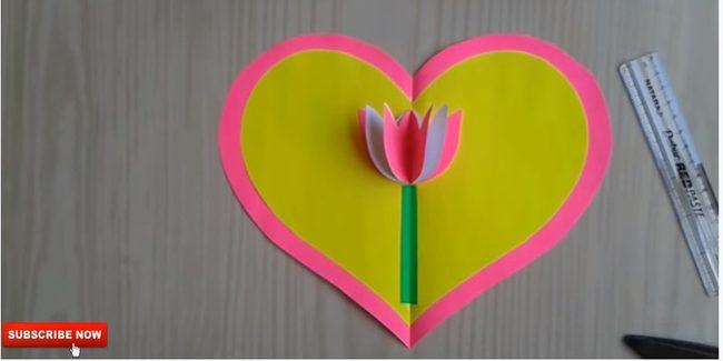 Tự tay làm thiệp nhân dịp Ngày của Mẹ - Món quà đơn sơ nhưng đong đầy tình yêu của con dành cho Mẹ - Ảnh 11.