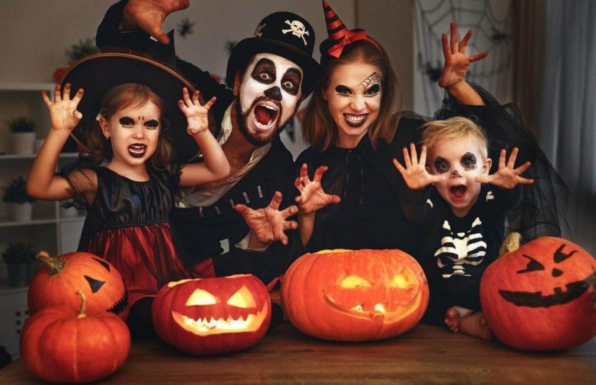 """""""Hot Trend"""" với 9 cách trang trí halloween đẹp, kinh dị tại nhà"""