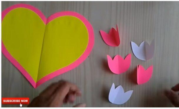 Tự tay làm thiệp nhân dịp Ngày của Mẹ - Món quà đơn sơ nhưng đong đầy tình yêu của con dành cho Mẹ - Ảnh 8.