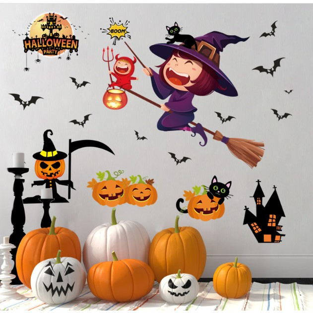 """""""Vui Thả Ga"""" với Cách Tổ Chức Halloween cho trẻ em đơn giản"""
