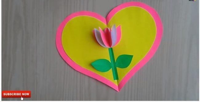 Tự tay làm thiệp nhân dịp Ngày của Mẹ - Món quà đơn sơ nhưng đong đầy tình yêu của con dành cho Mẹ - Ảnh 14.