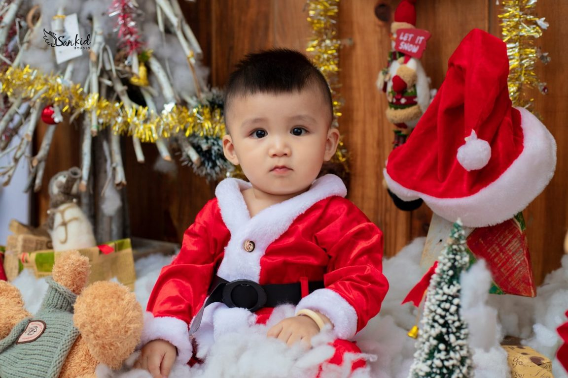 Hình ảnh ông già Noel hài hước