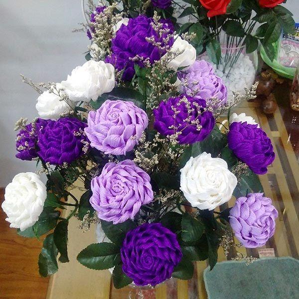 Những giỏ hoa đẹp tặng thầy cô 20-11
