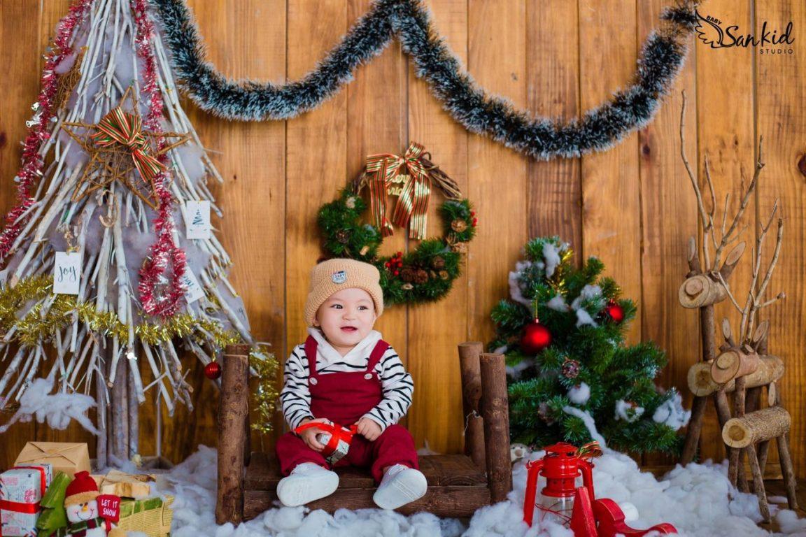 Hình ảnh ông già Noel 2020 vui nhộn
