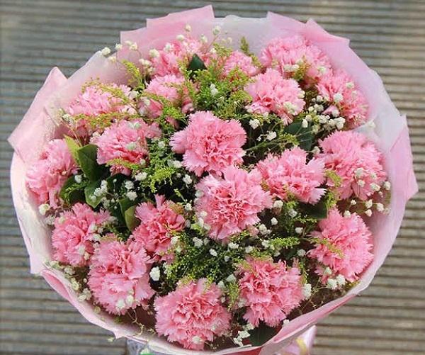 Những bó hoa đẹp tặng thầy cô 20-11